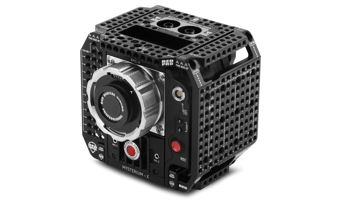 rental camera packs red scarlet mysterium x zeiss standard primes - camaleon rental