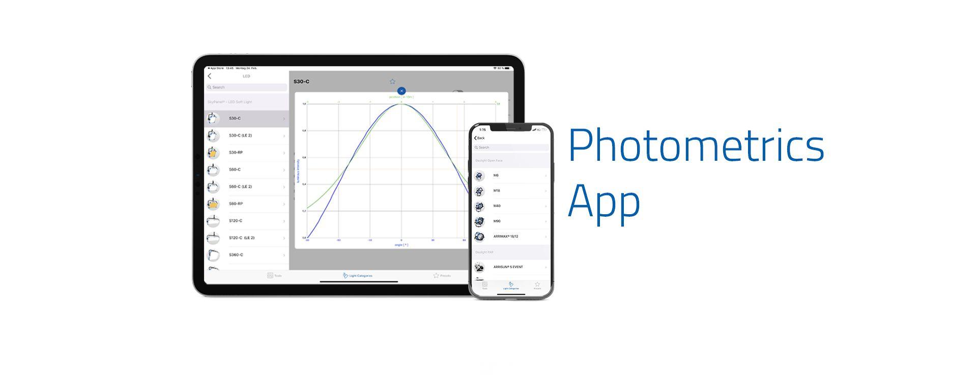 arri-photometrics-app