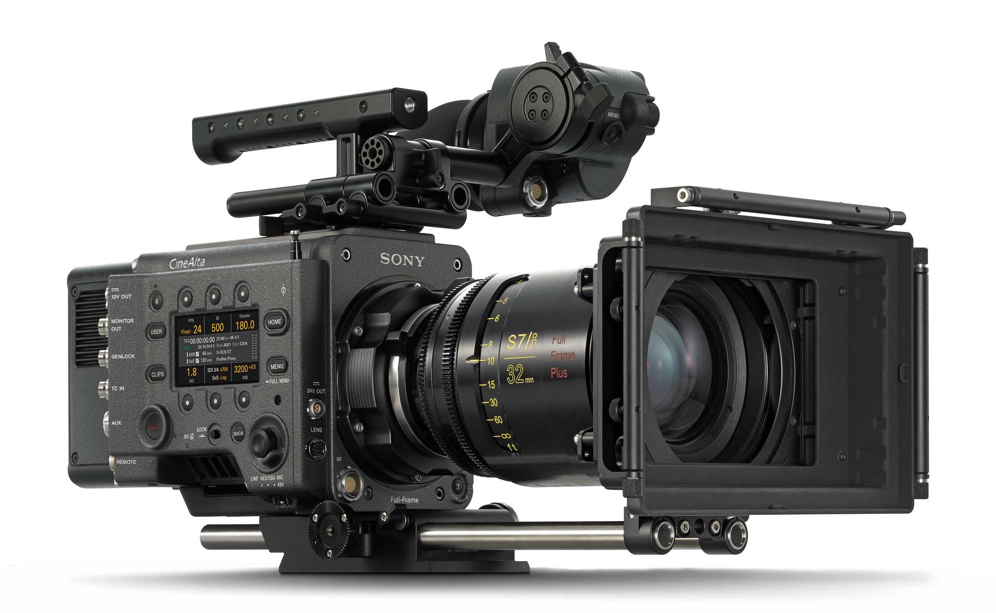 Sony Venice | Cámaras de cine | Camaleón Rental