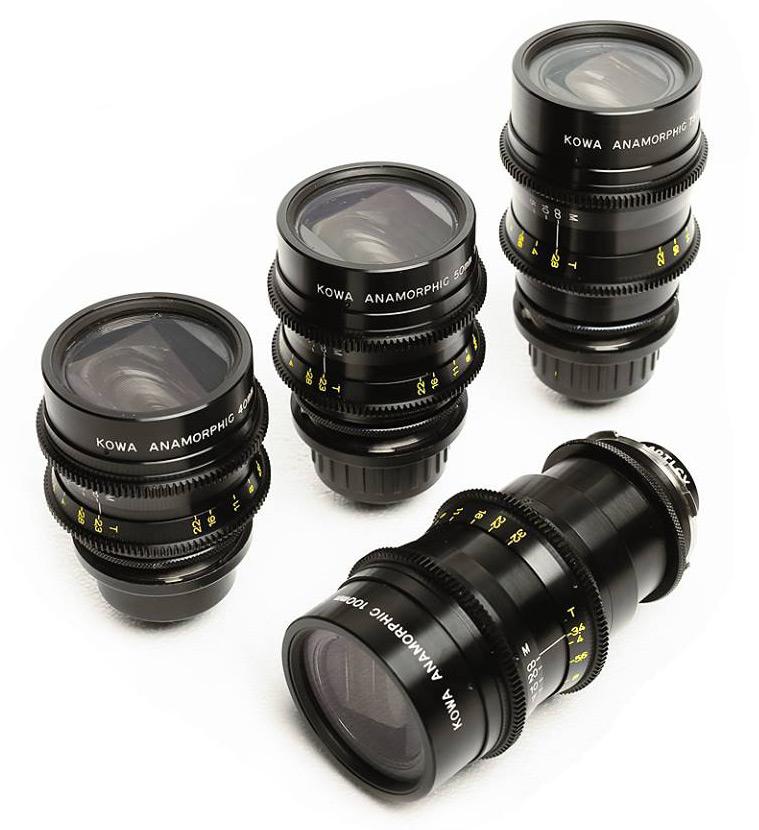 kowa/lenses/rental
