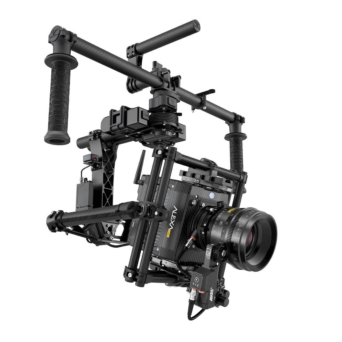 Camera Stabilizer hire | Madrid, Malaga, Sevilla, Bilbao, Barcelona, Mallorca | Camaleón Rental