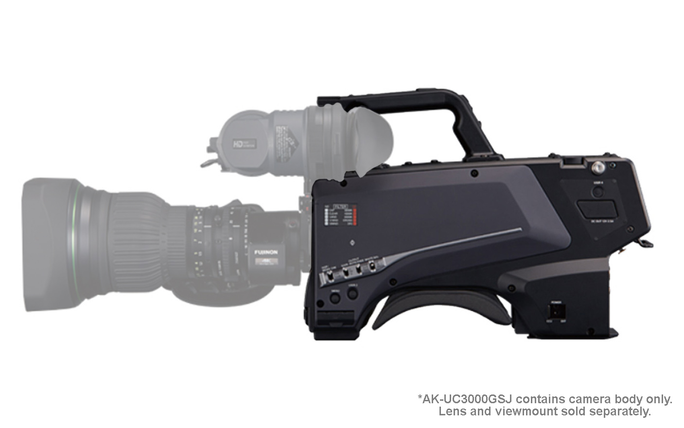 hire-camera-AK-UC3000GSJ