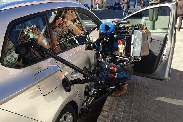 Alquiler Car mount Madrid