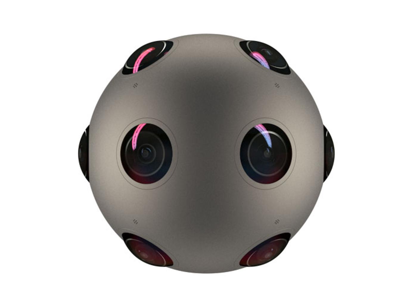 Nokia OZO VR 360 hire | Madrid, Malaga, Sevilla, Bilbao, Barcelona, Mallorca | Camaleón Rental