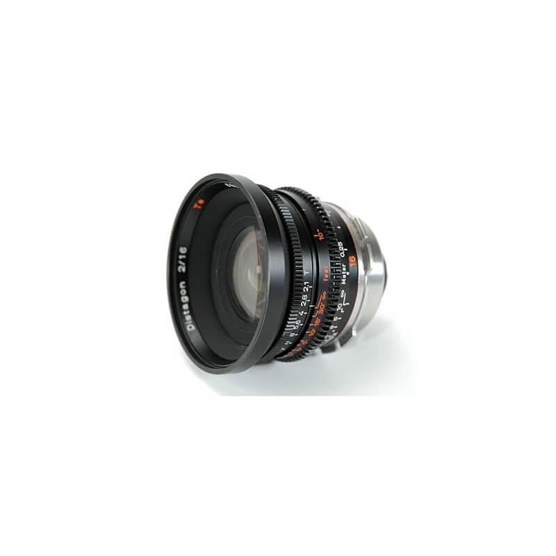 Rental Lenses Zeiss Standard Primes T2.1 - Camaleon