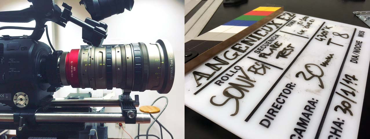 angenieux 30 90 sony fs7 blog opticas de cine