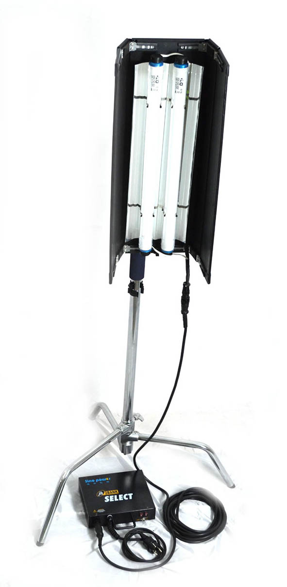 kino flo 2 tubos 0.60 cm